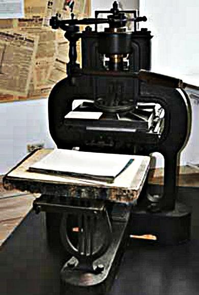 PrintingPressStanhope