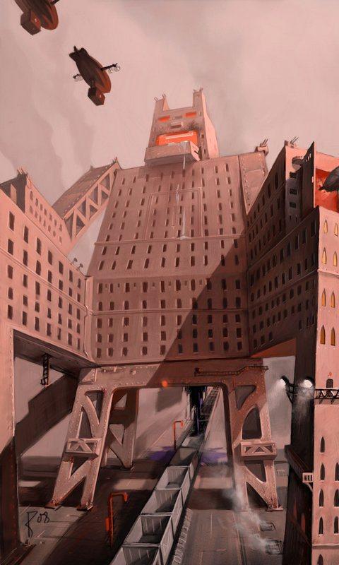 monster-house-by-waldemar-kazak-2008