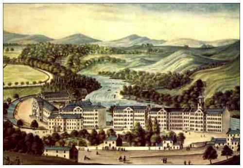 New-Lanark-Cotton-Mills