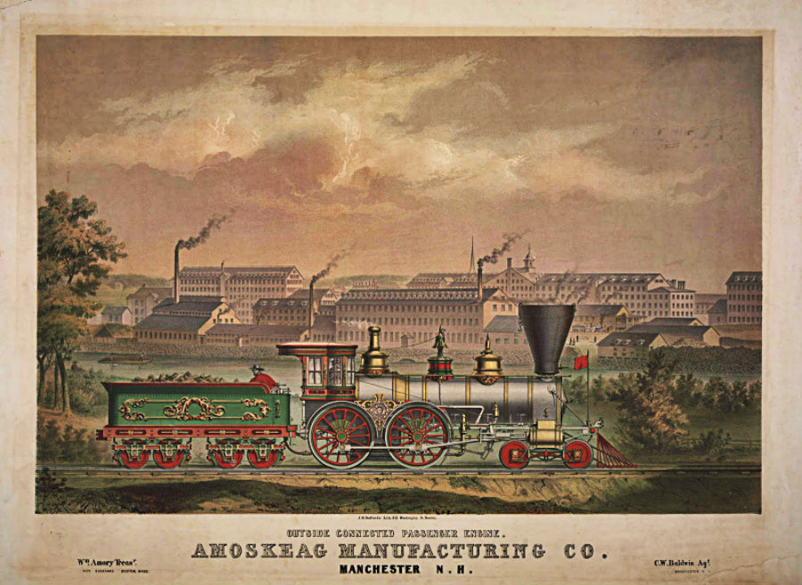 Amoskeag Manufacturing Co