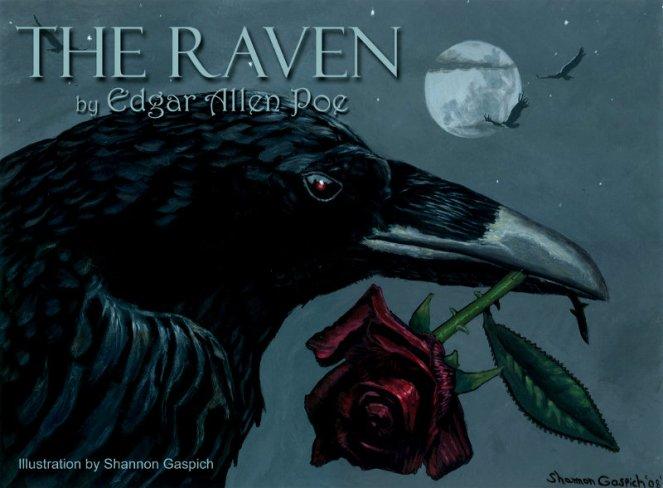 The_Raven__Edgar_Allen_Poe__by_Shannon_Gaspich_1981