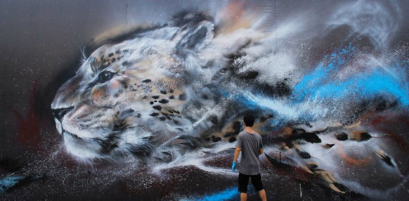 Splatter_Ink_Cheetah_Mural_by_Hua_Tunan_2014_01-650x319