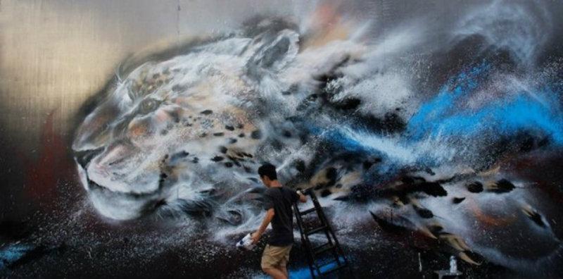 Splatter_Ink_Cheetah_Mural_by_Hua_Tunan_2014_04-650x322