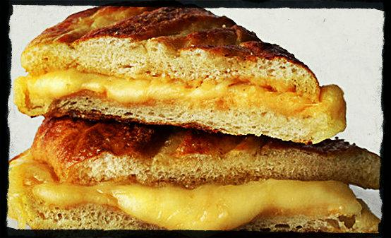 Sweet-Hot-Mustard-Jarlsberg-Grilled-Cheese