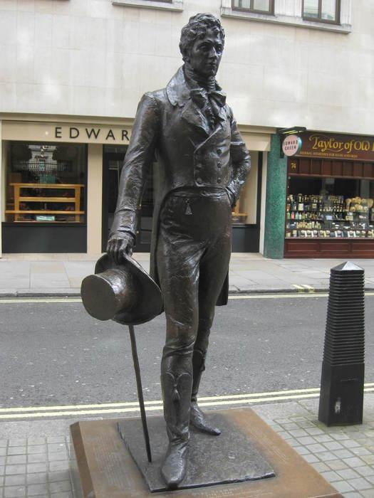 75019193_Beau_Brummell_Statue_Jermyn_Street