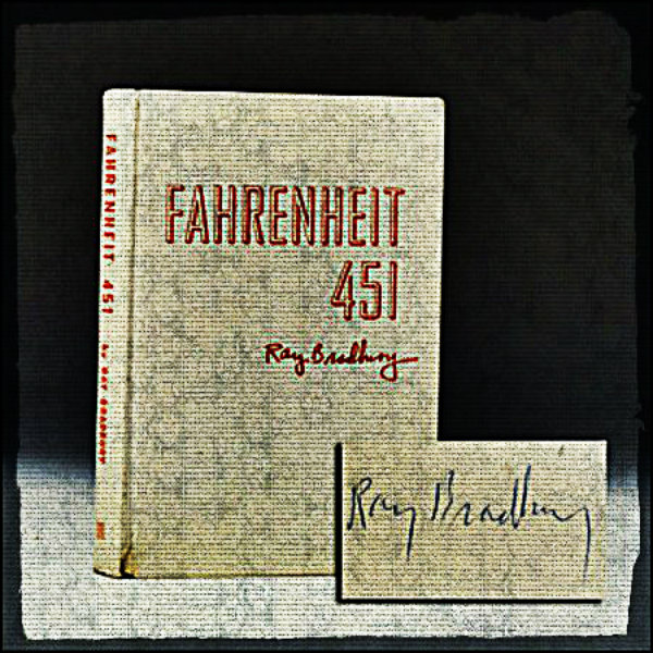 The First Edition Of Fahrenheit 451 Was A Killer.