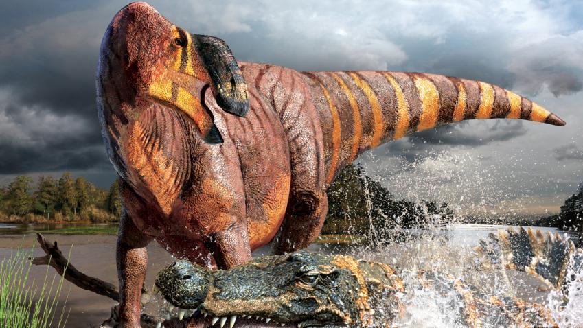 Nose-King-dinosaur