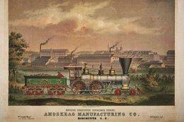 Locomotive Lithographs.