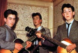 """1964: John Paul, George and a""""Loser."""""""