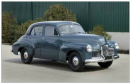 The Holden Protoype,1946.