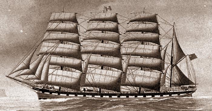 last-convict-ship-Hougoumont