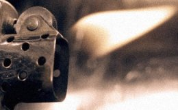 The Zippo Lighter, invented by George Blaisdell in1932.