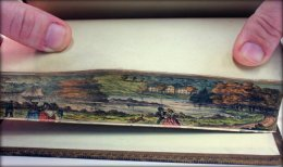 Fore-Edge Paintings Revealed in 19th CenturyBooks.