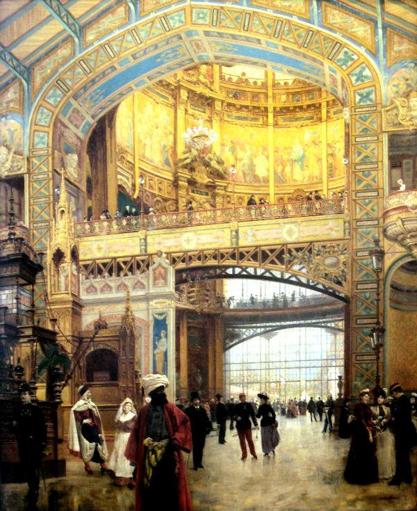 Central_Dome_of_the_Gallery_des_Machines_Exposition_Universelle_de_Paris_1889_by_Louis_Beroud_1852_1930