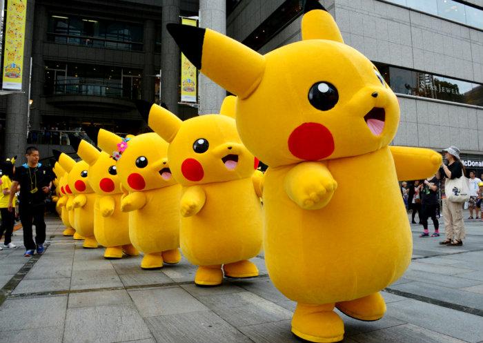 Pikachu-Seoul