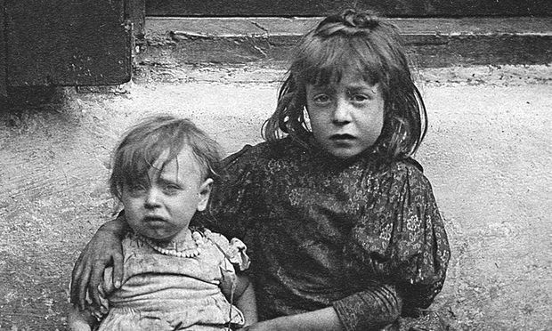 Spitalfields nippers Nellie and Annie