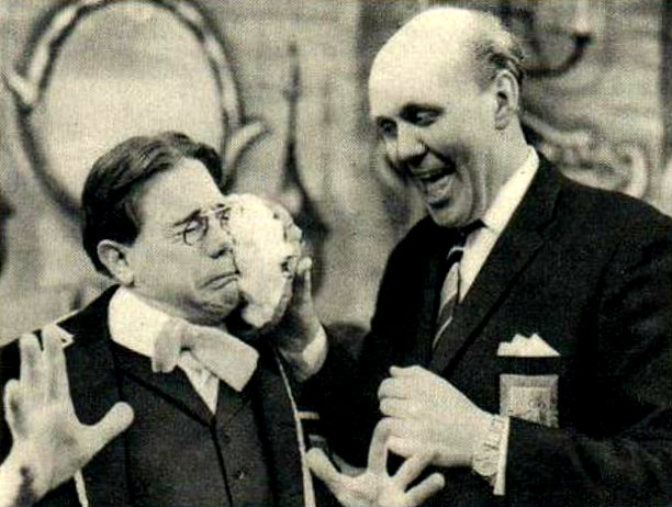 Billy Bunter Meets Magic newspaper clipping
