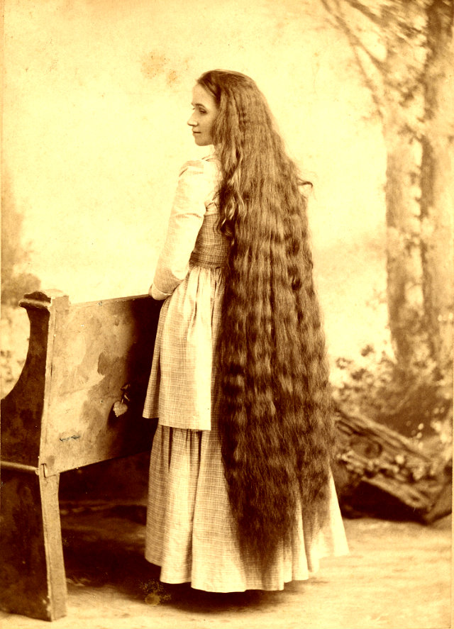 Edwardian Rapunzels (1)