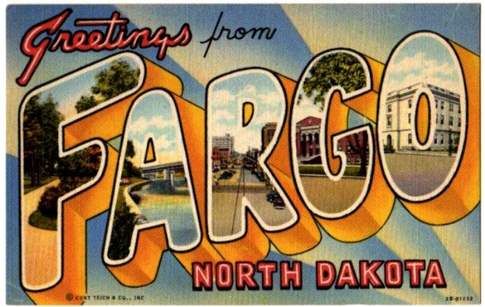 Fargo-sized