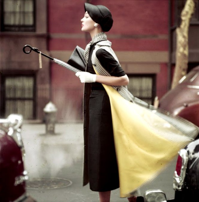 Fashion Photography of 1950s by Norman Parkinson (22)