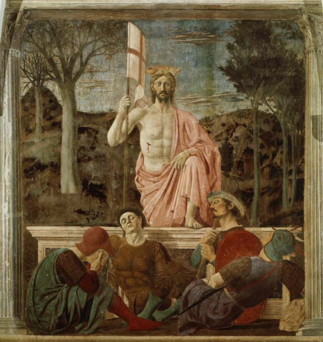 The-Resurrection-by-Piero-della-Francesca-1463-1465