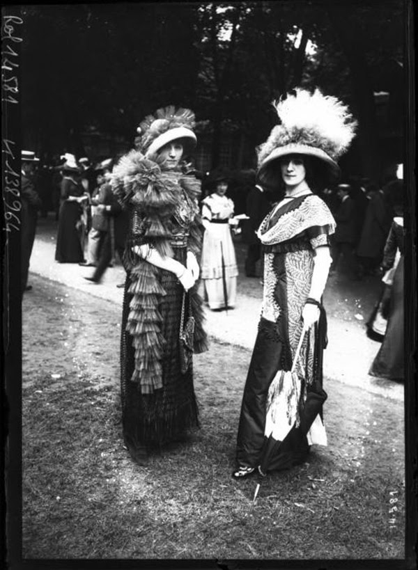 Vintage fashion from the 1910s (1)
