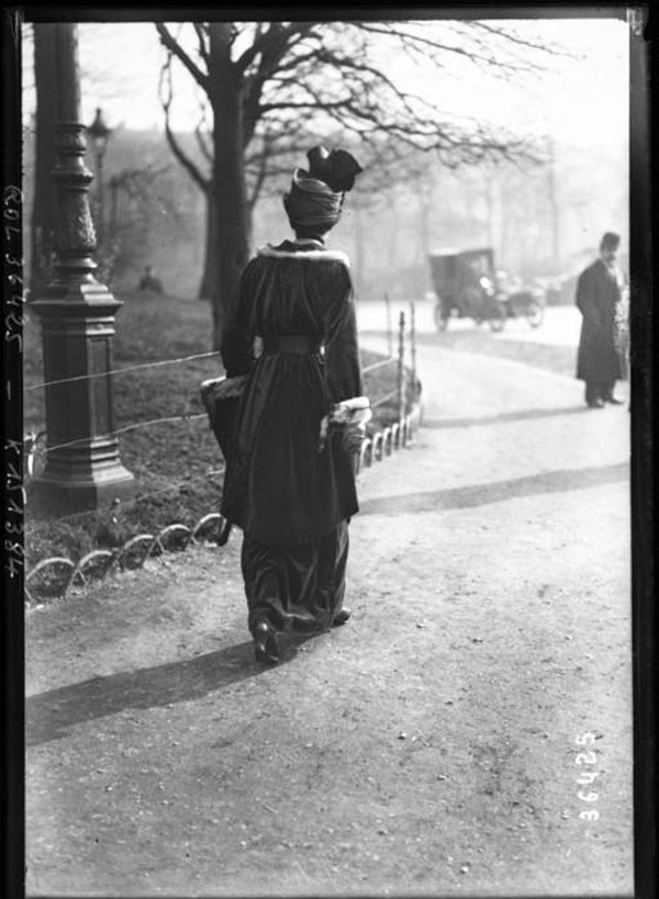 Vintage fashion from the 1910s (4)