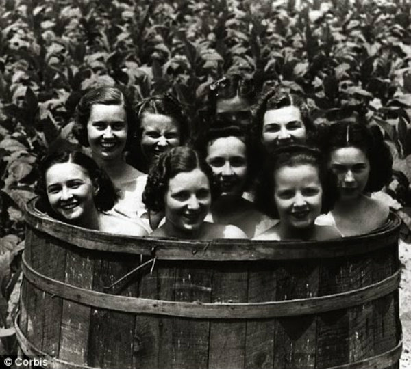 First Ever Miss Americas and Bathing Beauties from the 1920s (11)