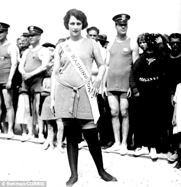 First Ever Miss Americas and Bathing Beauties from the 1920s (2)
