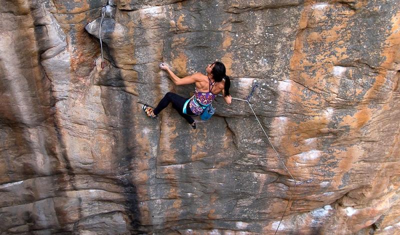 Andrea-Hah_rock-climber