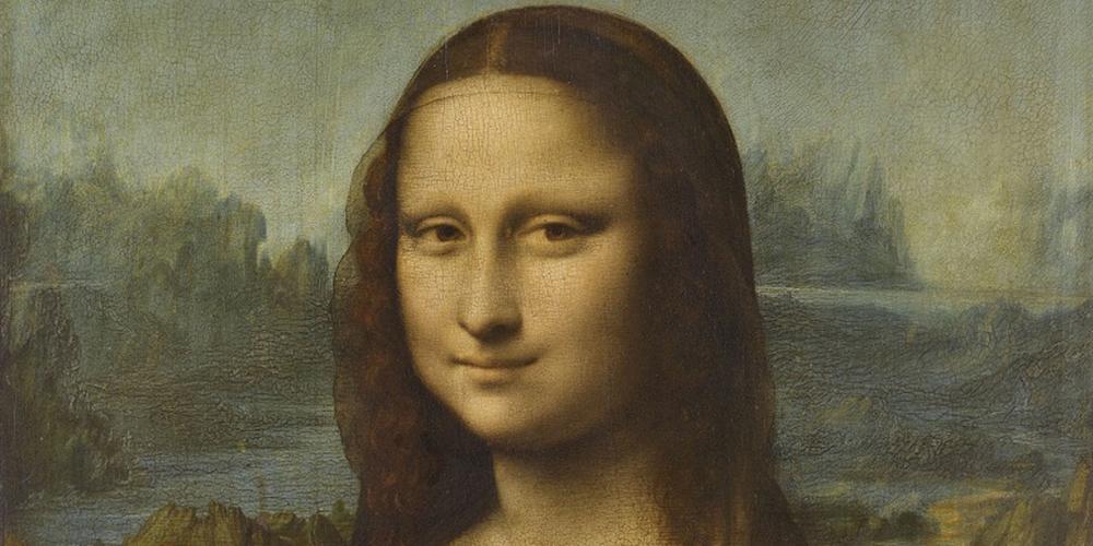 """La Joconde, portrait de Monna Lisa Author: Vinci Léonard de (1452-1519) Period: Renaissance (période), 15e siècle Date: - Collection: Peintures Technic/Material: huile sur bois Discovery site: - Production site: - Height (m): 0.77 Lenght (m): 0.53 Depth (m): - Diameter (m): - Location: Paris, musée du Louvre Inventory number: INV779 MANDATORY CREDIT """"RMN-Grand Palais/Musée du Louvre/Michel Urtado"""""""