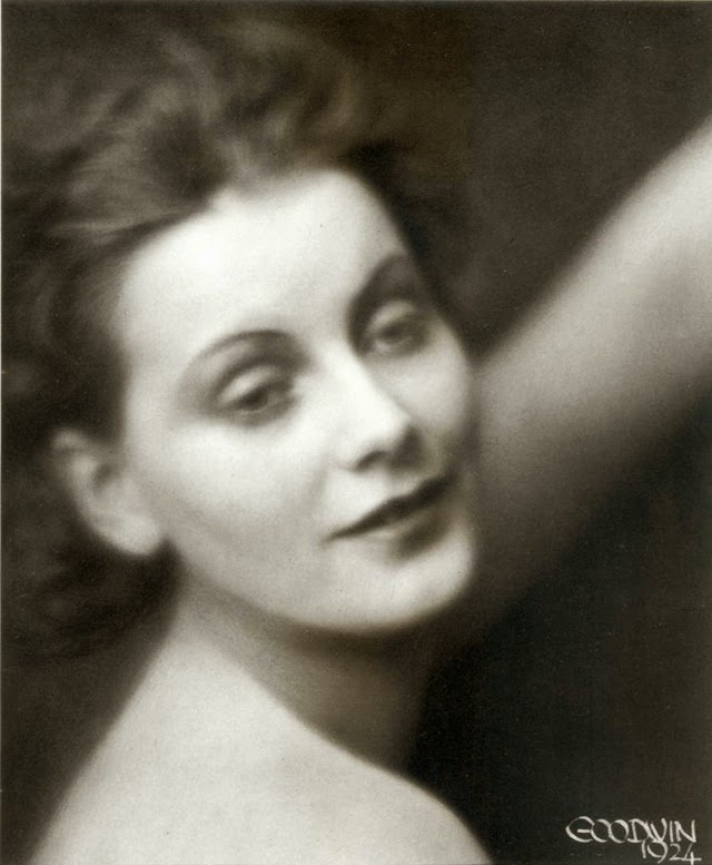 10 Greta Garbo