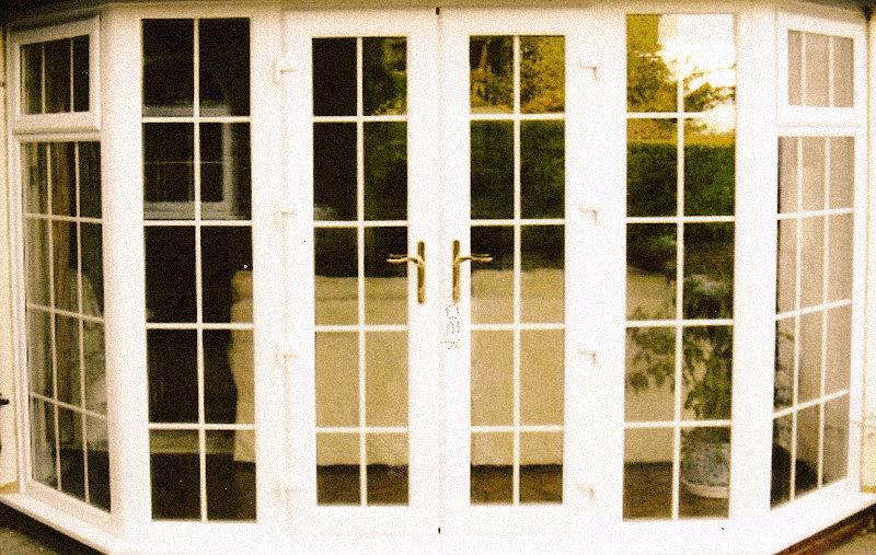 BIGBay white French door2