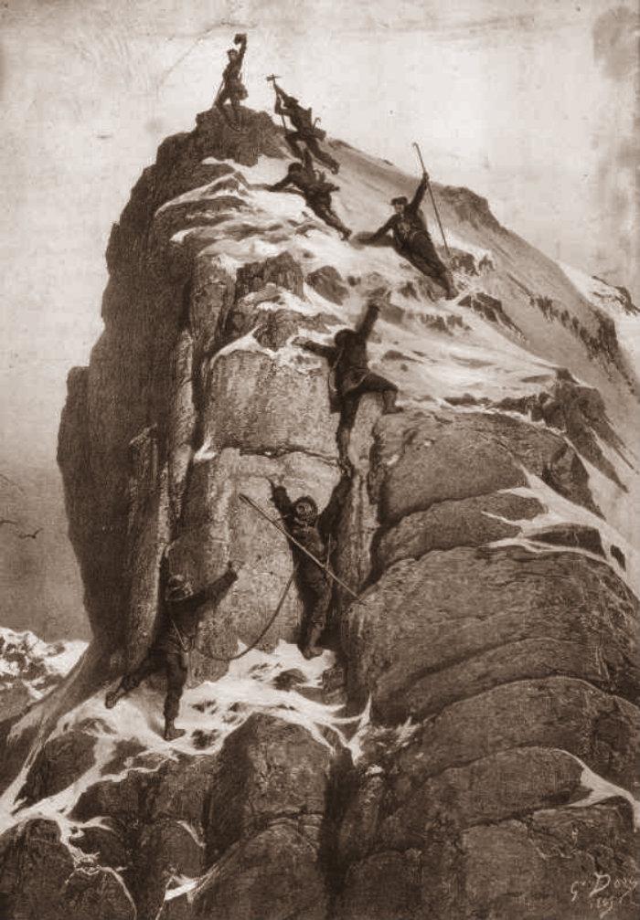 matterhorn-erstbesteigung
