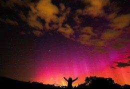 Aurora Australis overVictoria,