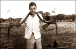 The Child Snake Killer ofBourke.