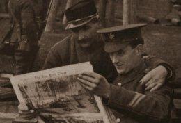 WWI Newspaper Pictorials.