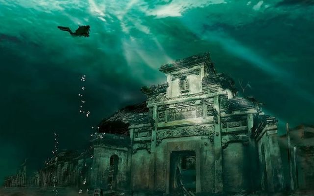 underwater-ruins-shicheng-ancient-city-china