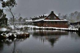 Cradle Mountain Lodge.