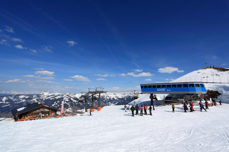 Kreuzkogel-Skigebiet-Grossarl