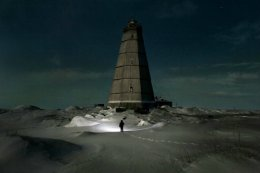 Cut off, Cold and Alone, Khodovarikha, NorthernRussia.