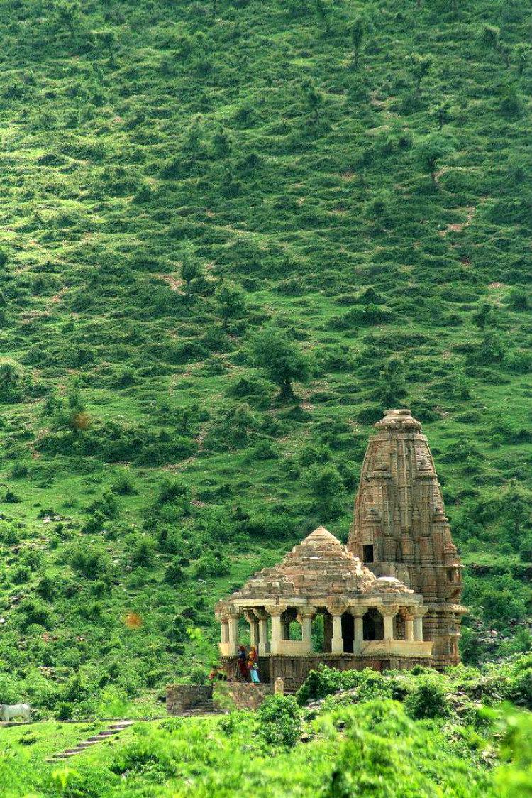 Bhangarh ghost city India 2