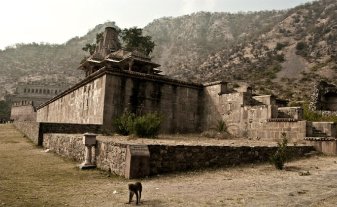 Bhangarh ghost city India 3