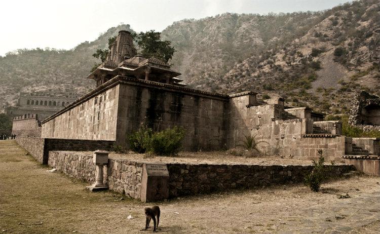 Bhangarh ghost city India 3