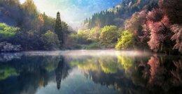 Landscapes of SouthKorea.