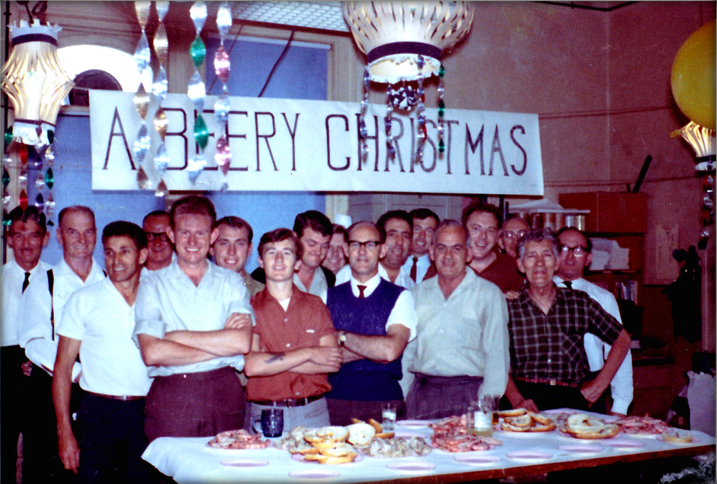 A Beery Christmas