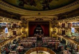 El Ateneo GrandBookstore.