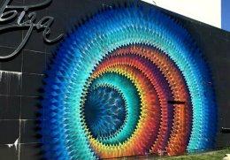 """""""Hoxxoh's Kaleidoscopic Art""""."""