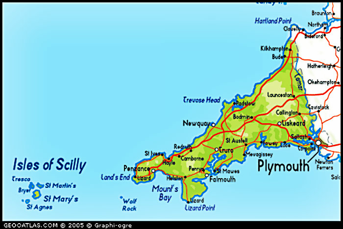 map-of-cornwall-and-isles-o