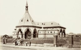 Sydney's Mortuary Station, end of the Line1869-1938.